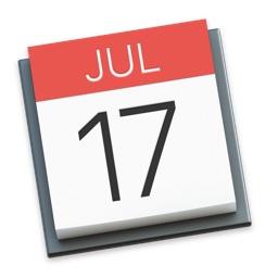 Appleのカレンダー絵文字