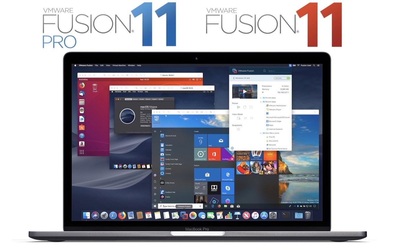 VMware Fusion v11