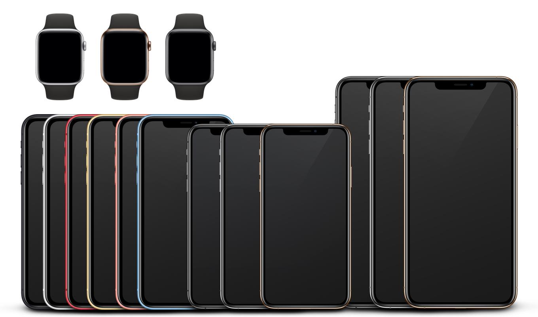 Apple、iphone Xs Xrおよびapple Watch Series 4をサポートしapp Storeや