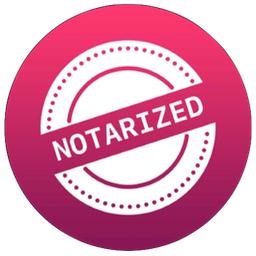 Notarized Appのアイコン
