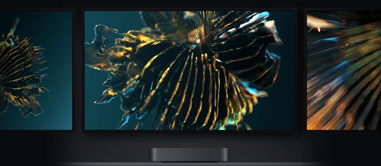 Mac mini 2018のGPUパフォーマンス