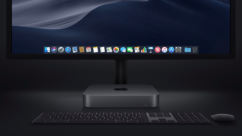 Mac mini 2018のセットアップ
