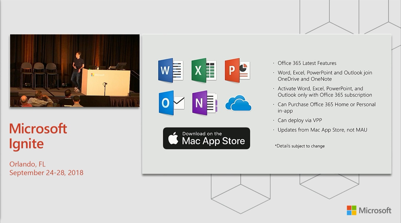 What's new and what's coming in Microsoft Office for Mac