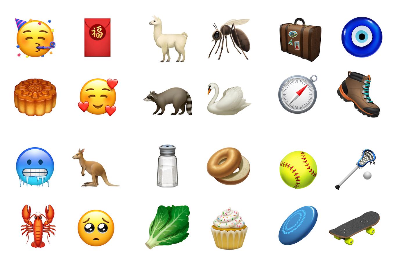 Apple、iOS 12.1で70を超える新しい絵文字をiPhoneに追加