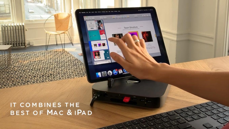 Mac mini (2018)とLuna Display