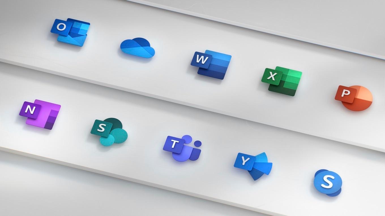 Microsoft Office 2019のアイコン