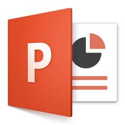 Microsoft PPTのロゴ