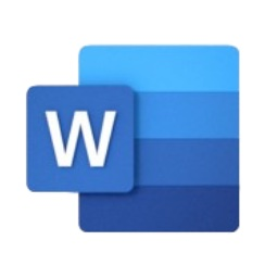 Microsoft Word 2018のアイコン