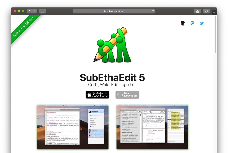 SubEthaEdit 5