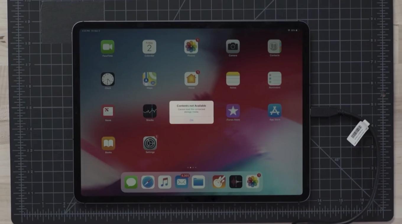 iPad Pro 3rdのUSB-C仕様