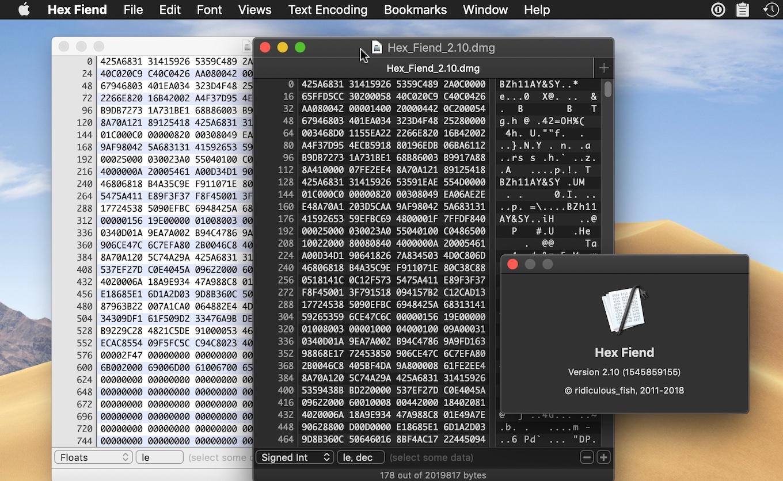 Hex Fiend v2.10.0