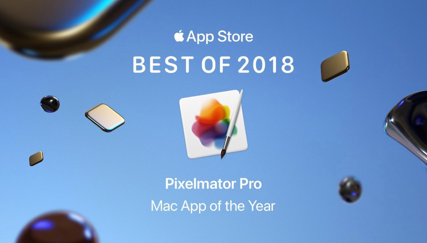 2018 Mac App of the year