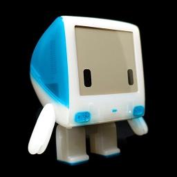 Imac G3を模したデザインのフィギュア Ibot G3 が日本でもプレオーダーを開始 18年12月中旬から下旬に発送予定 pl Ch