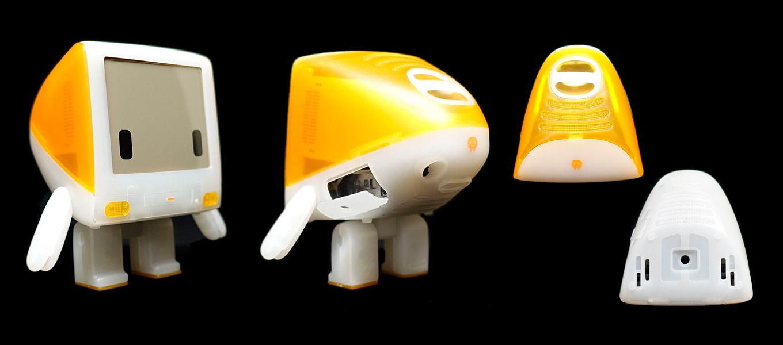 iBot G3のテストプリント