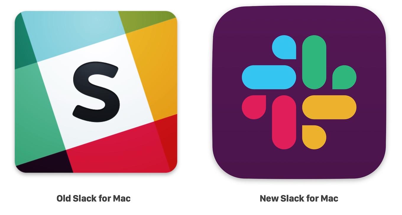 Slack for Macのロゴ