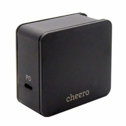 cheero USB-C PD Charger 45W