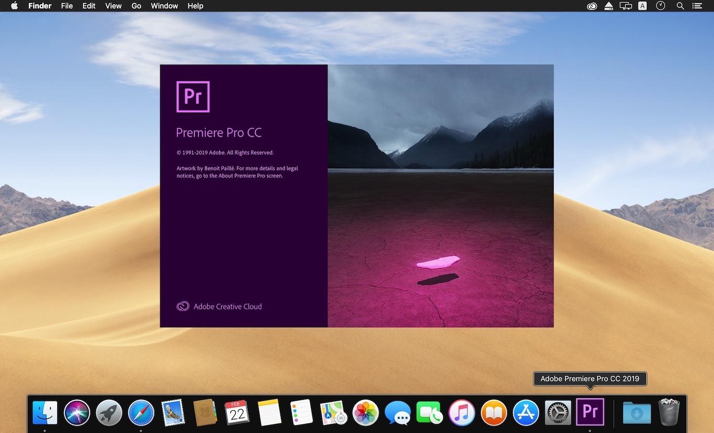 Premiere Pro v13.0.3