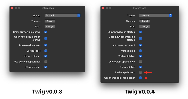 Twig v0.0.4