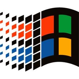 Windows 95 in Electron