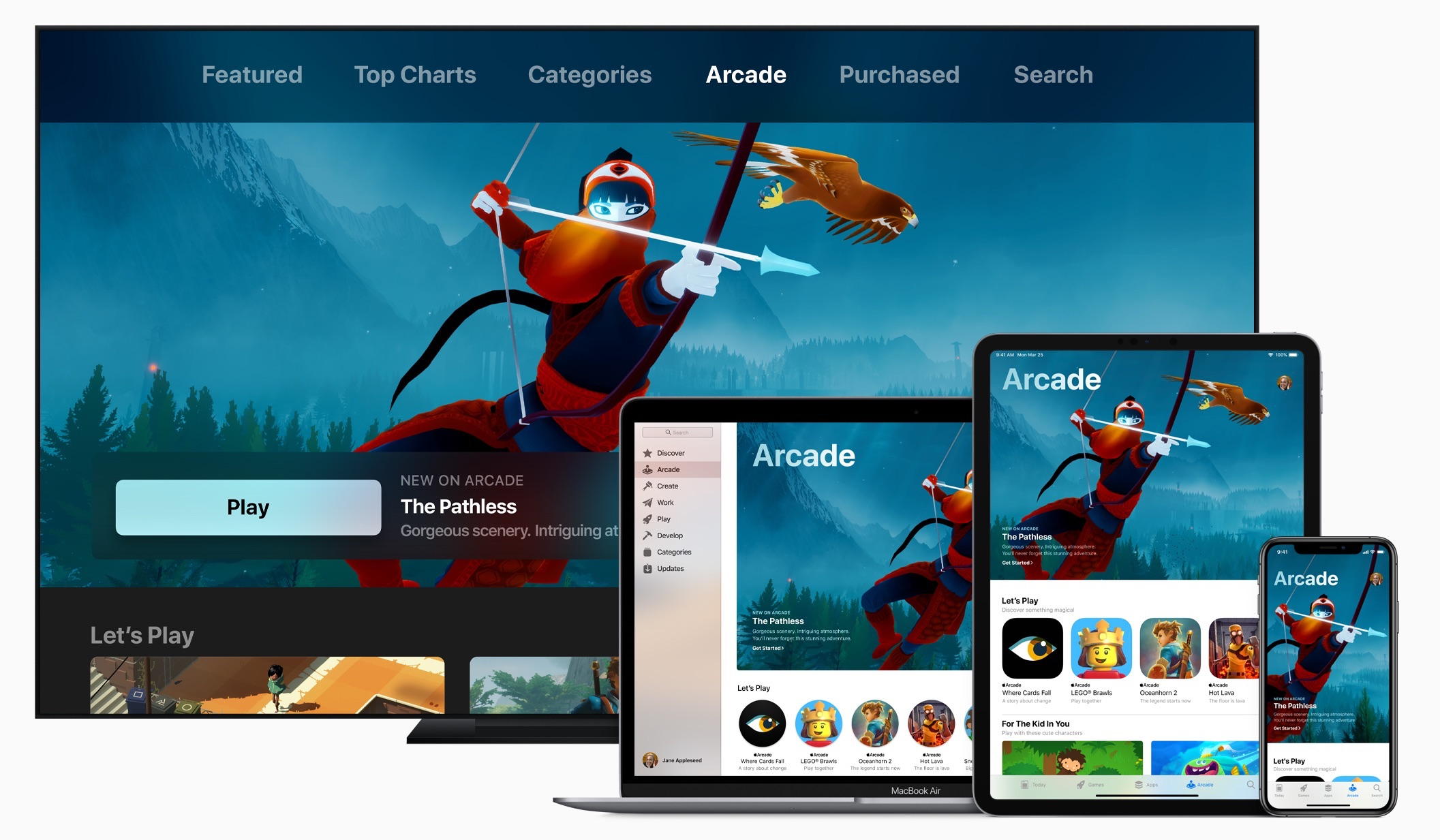 Apple Arcade later this year