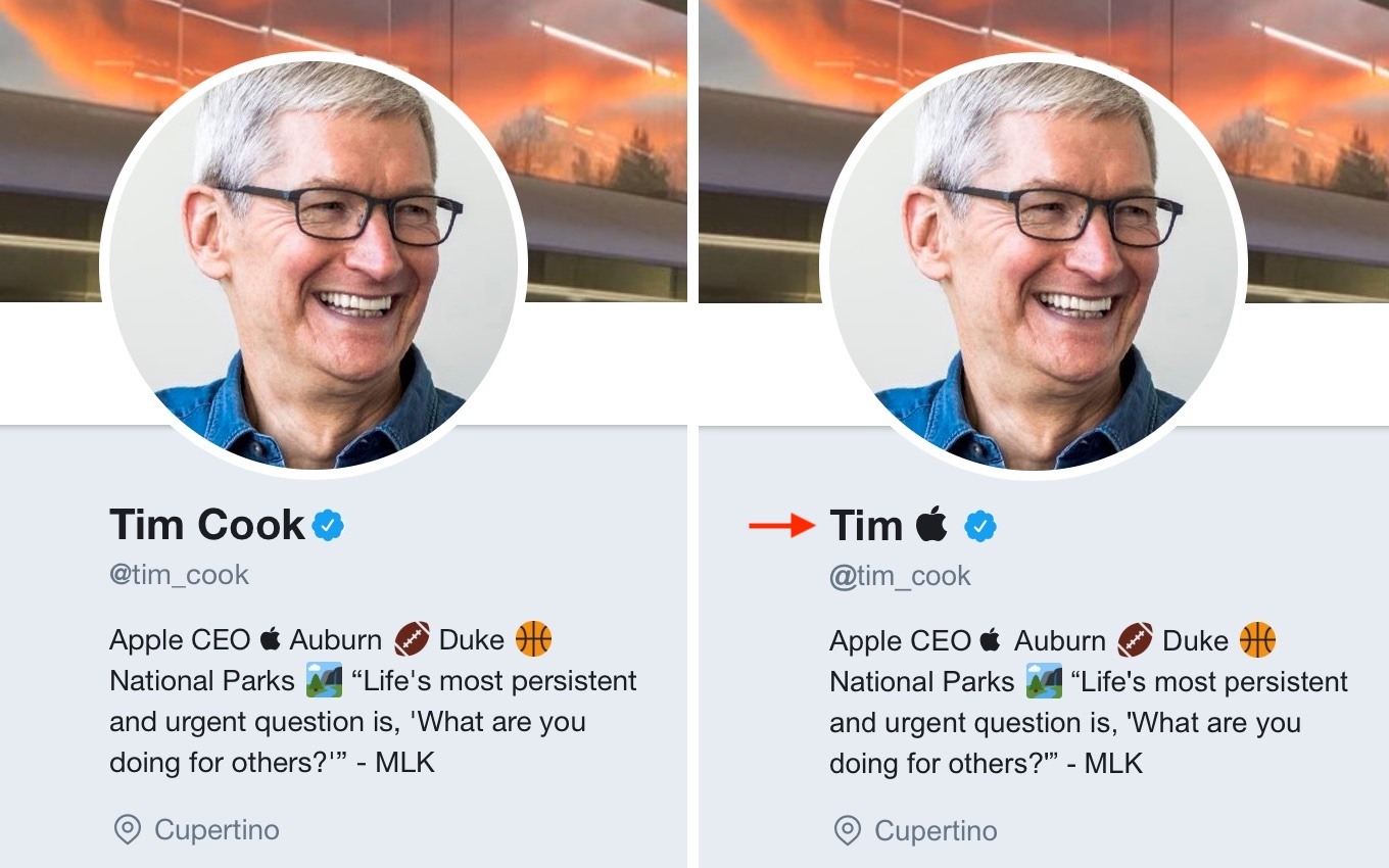 Tim Apple Twitter