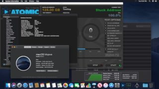 iMac (Retina 5K, 27インチ, 2019)の128GBメモリ
