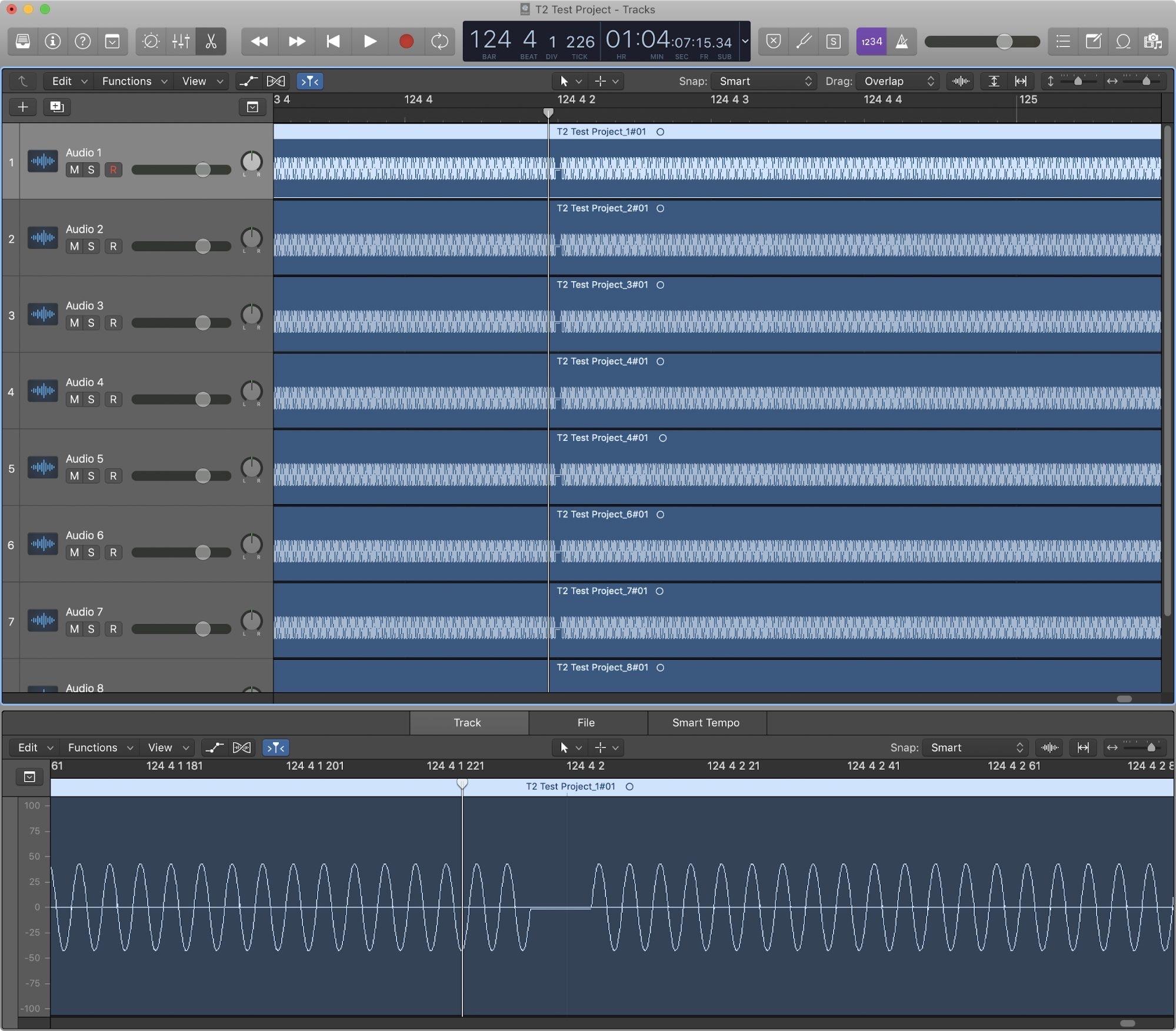 Apple T2によるオーディオノイズ