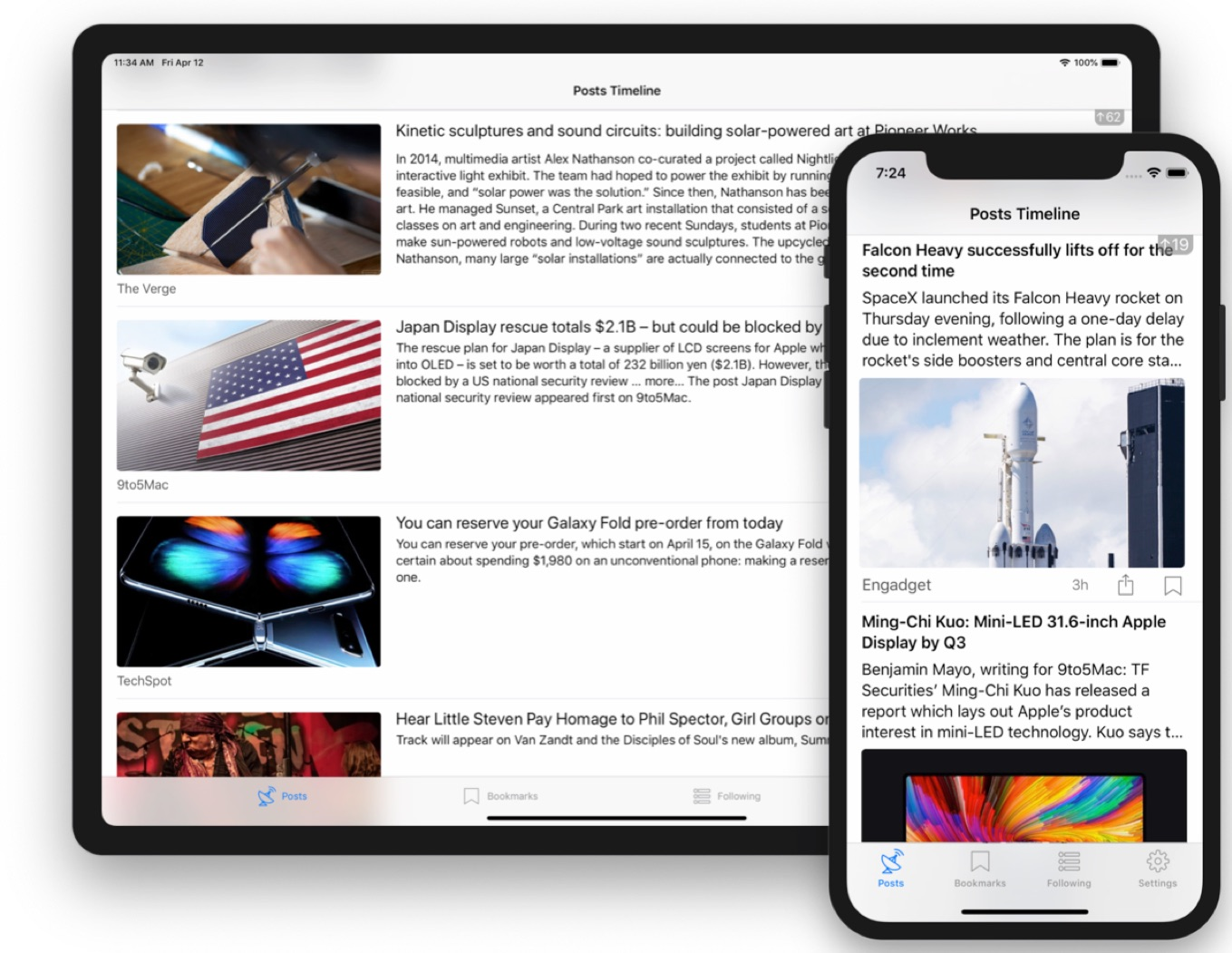 NewsWave on the App Store