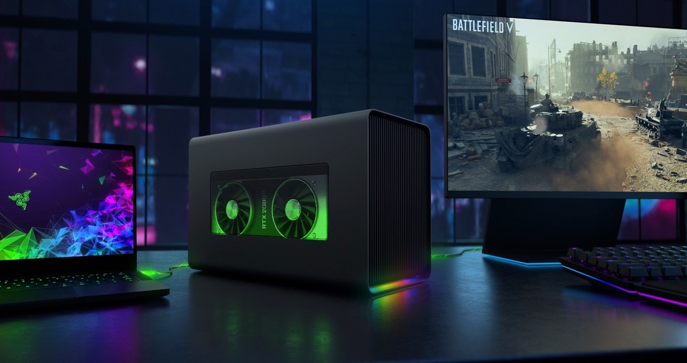 Razer Core X Chroma 2019