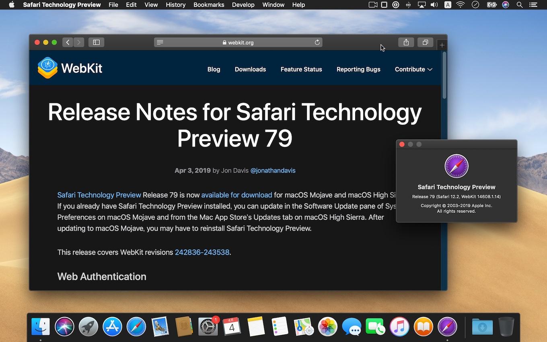 Safari Technology Preview 79