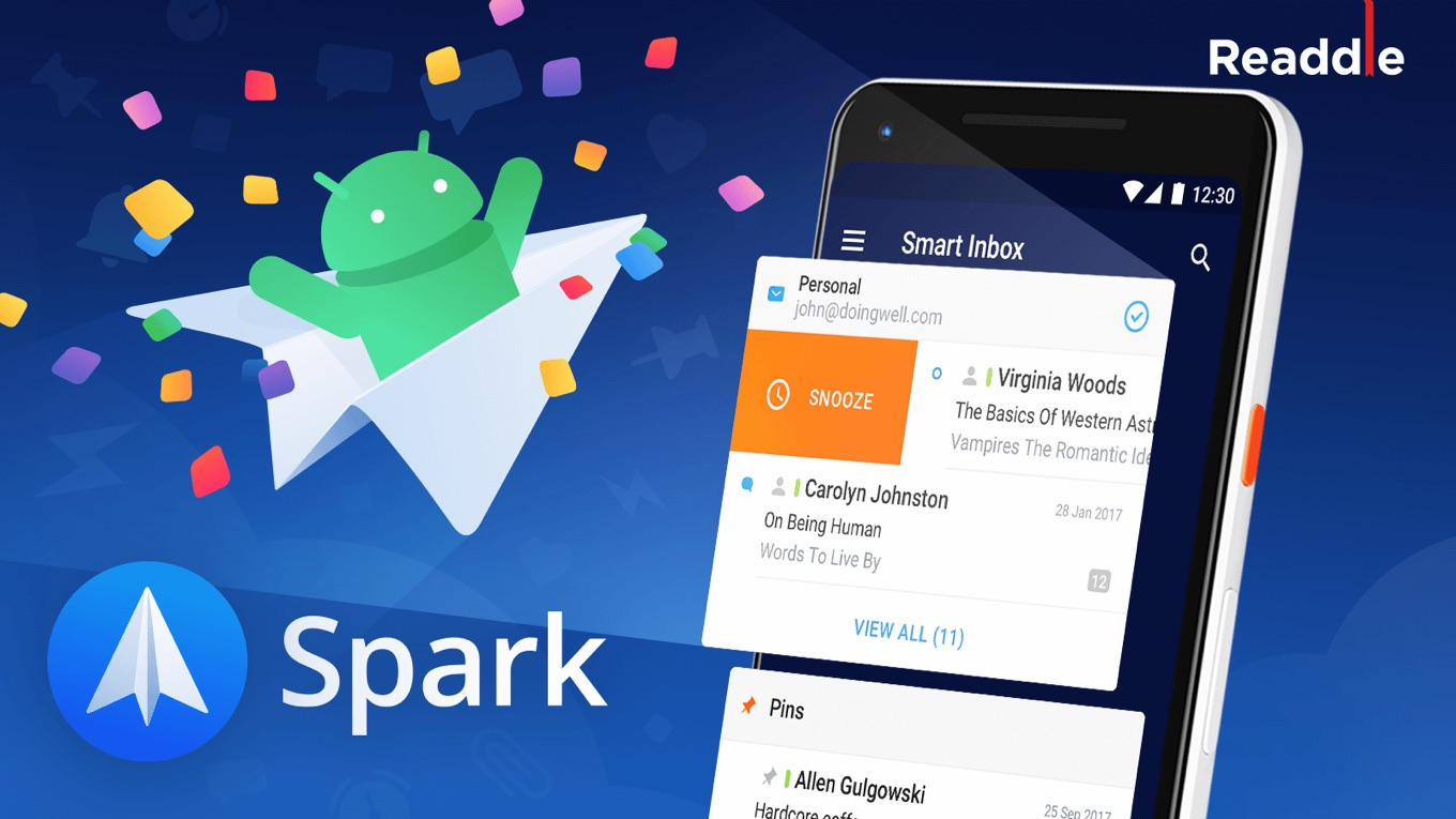 Spark for Android Release
