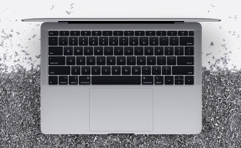 新素材採用のMacBook Pro (2019)キーボード