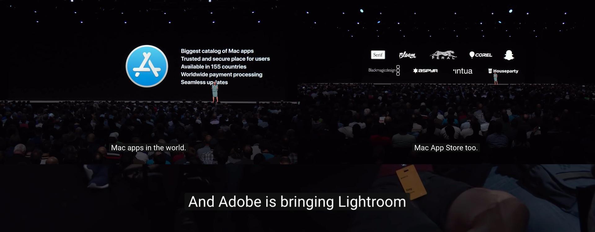 WWDC 2018 のAdobe