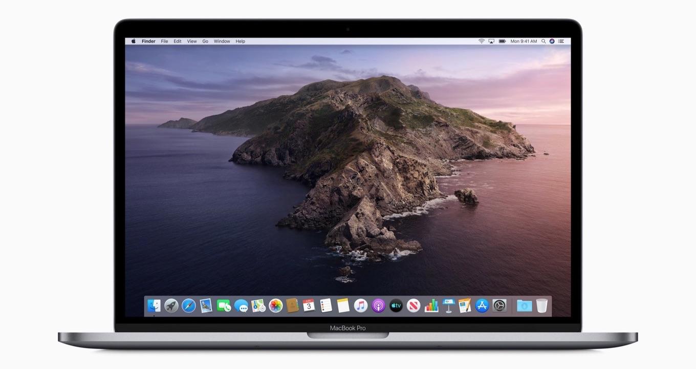 「macOS 10.15 Catalina」