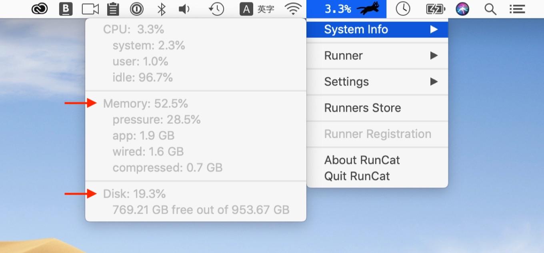 RunCat v4.1