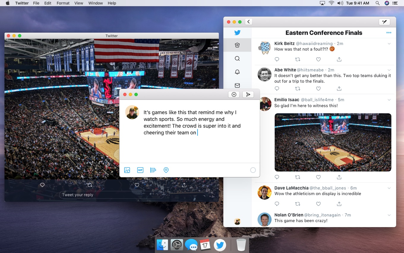 Twitter for Mac by Project Catalyst