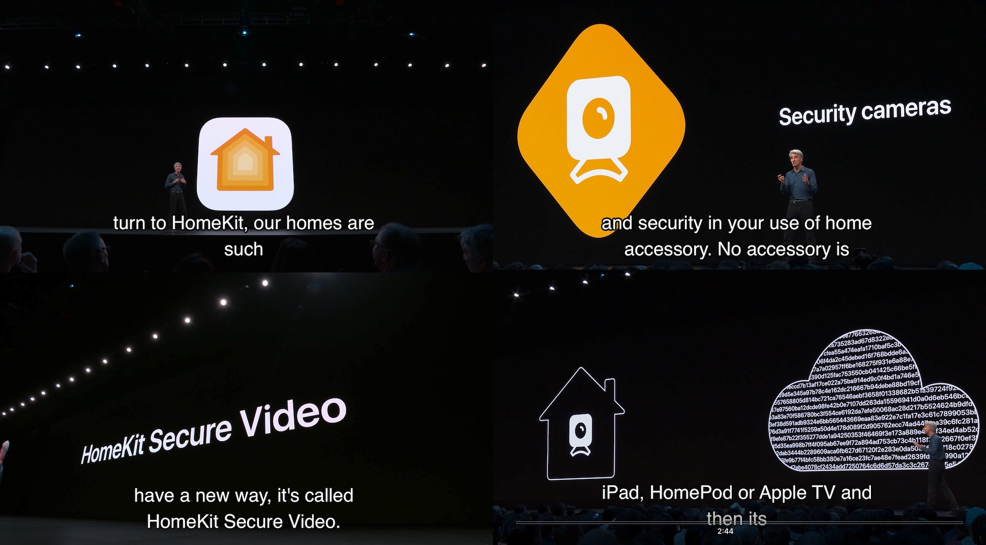HomeKit Security Video