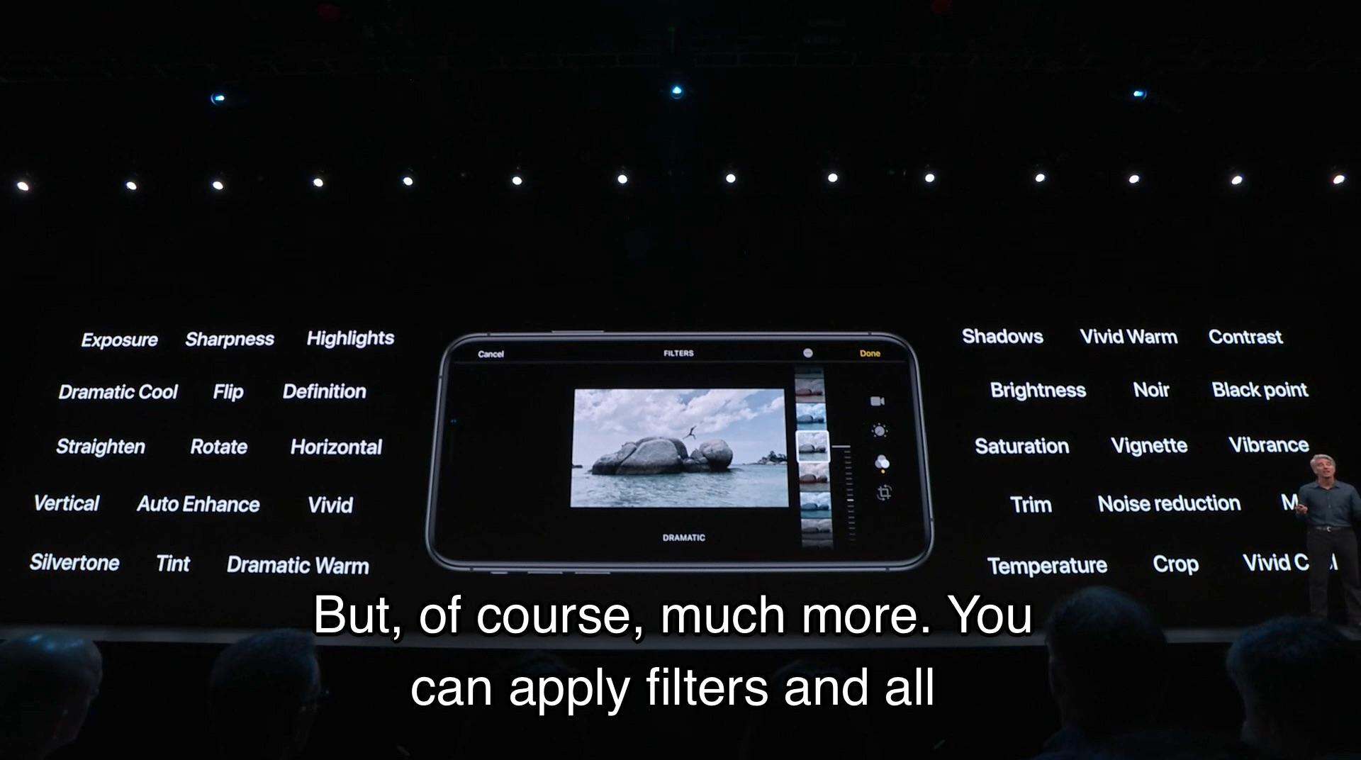 iOS 13カメラ