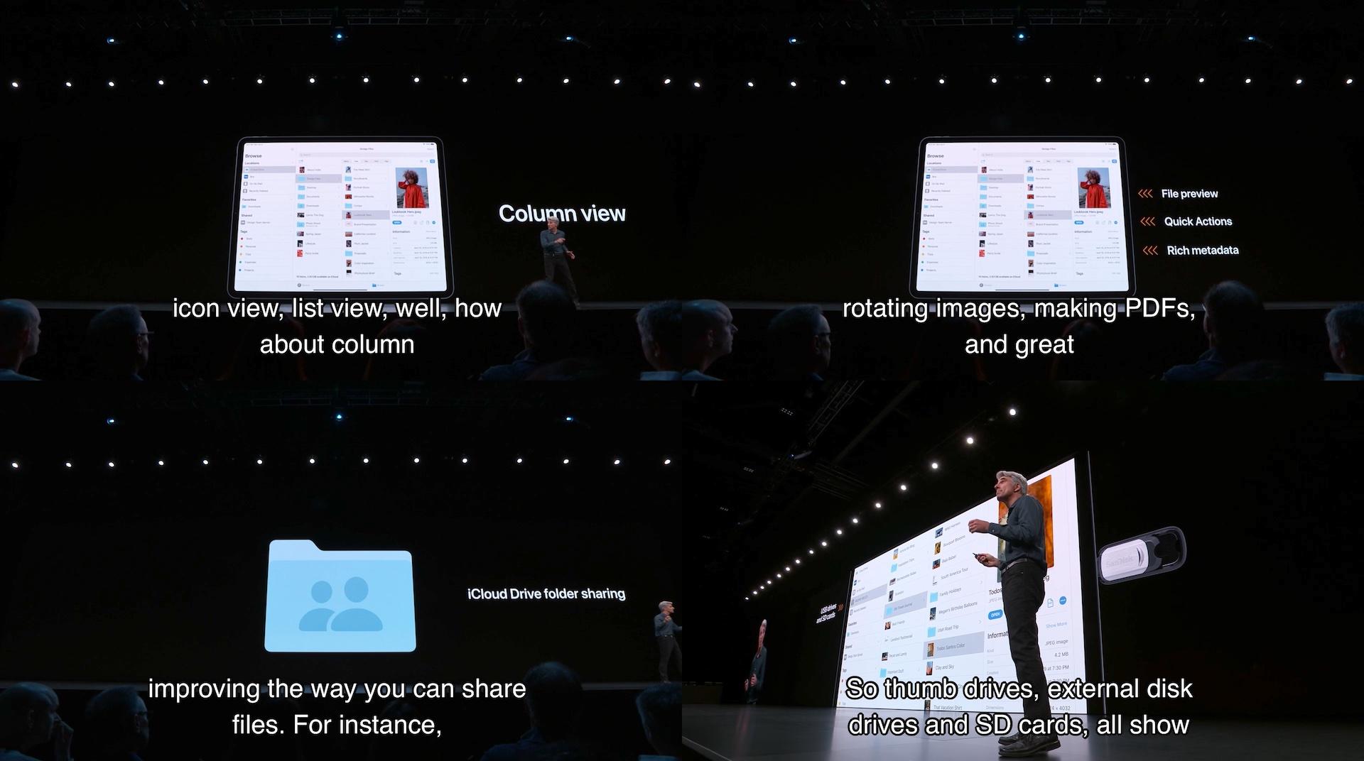 iPadOSのUSBメモリサポオート