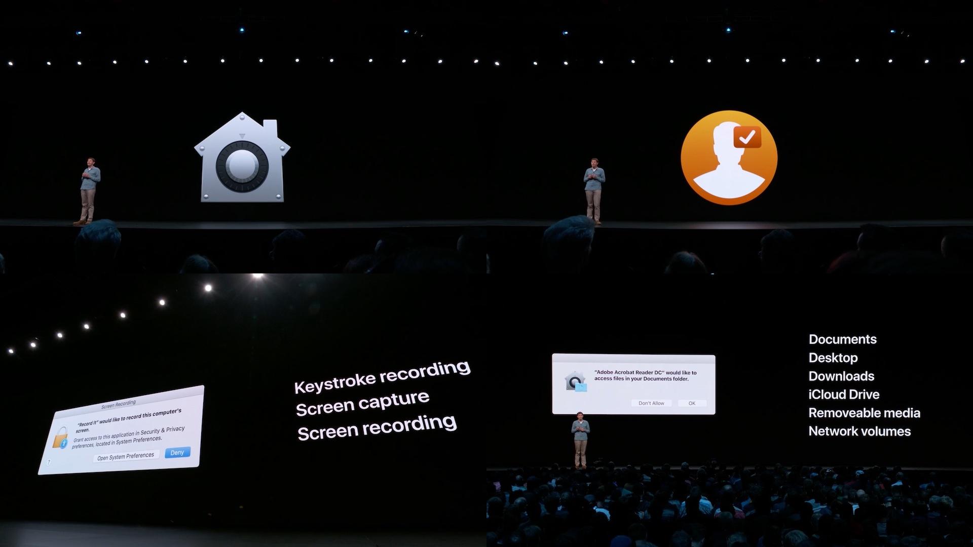 macOS 10.15 CatalinaのUser Consent