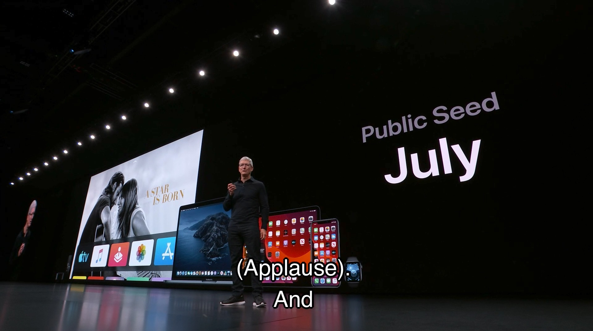 macOS 10.15 Catalina and iOS 13 Public Beta July