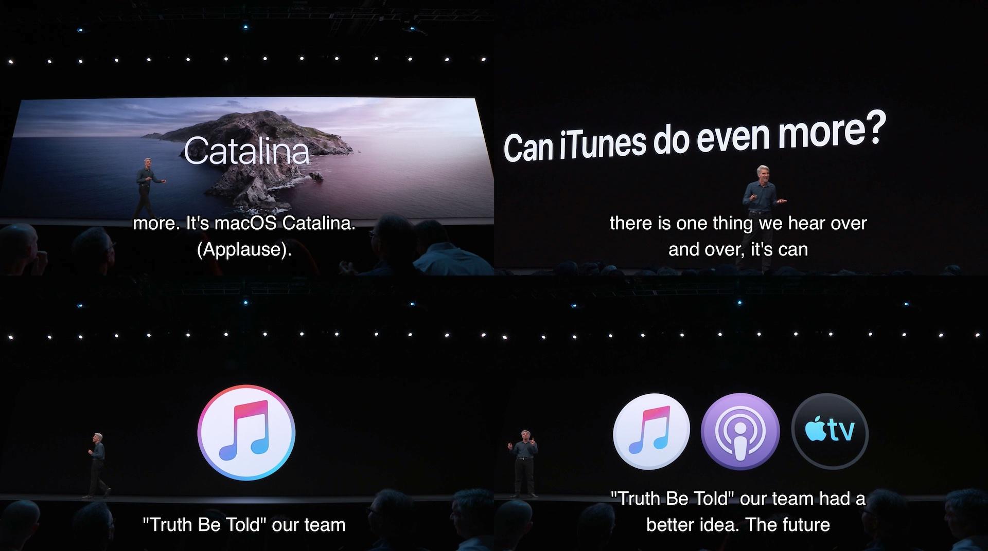 macOS 10.15 CatalinaのiTunes