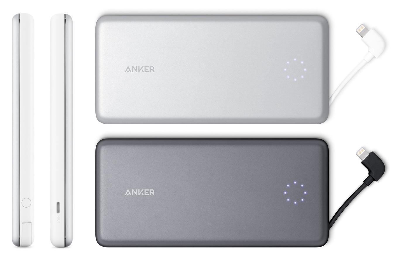 Anker's PowerCore+ 10000 Pro