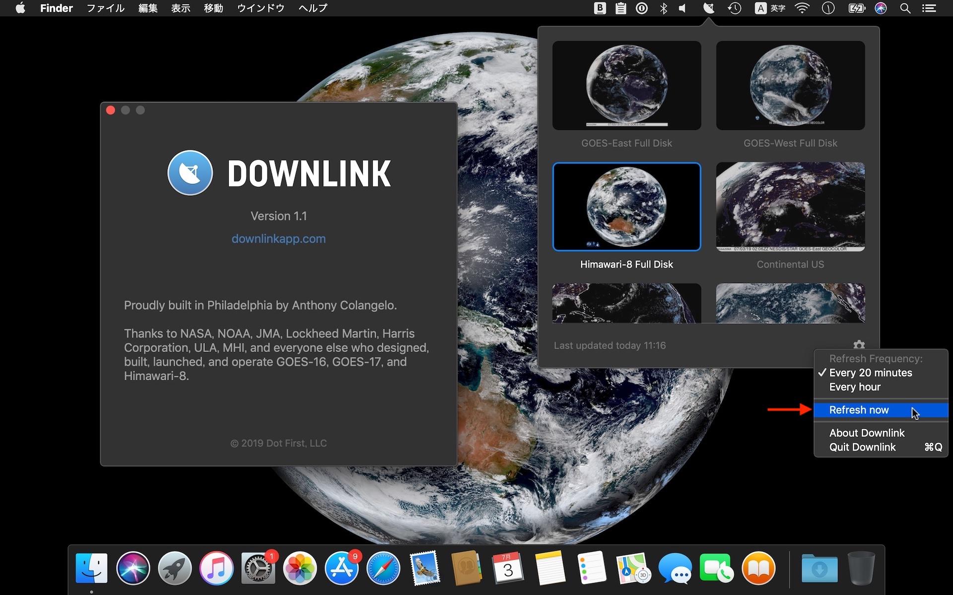 Downlink – Mac App Store
