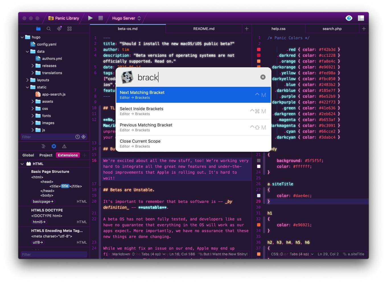 Nova for Mac Beta