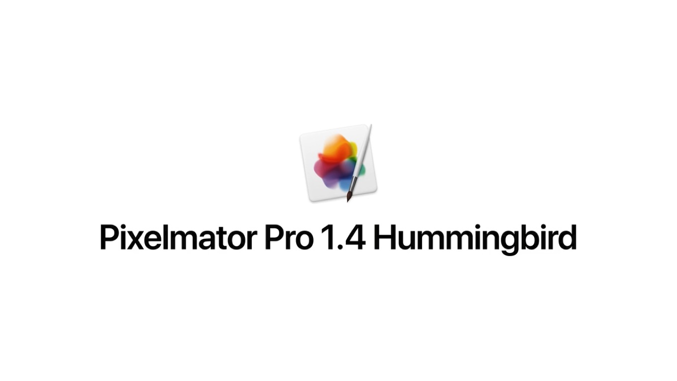 写真編集アプリ「Pixelmator Pro for Mac v1.4」