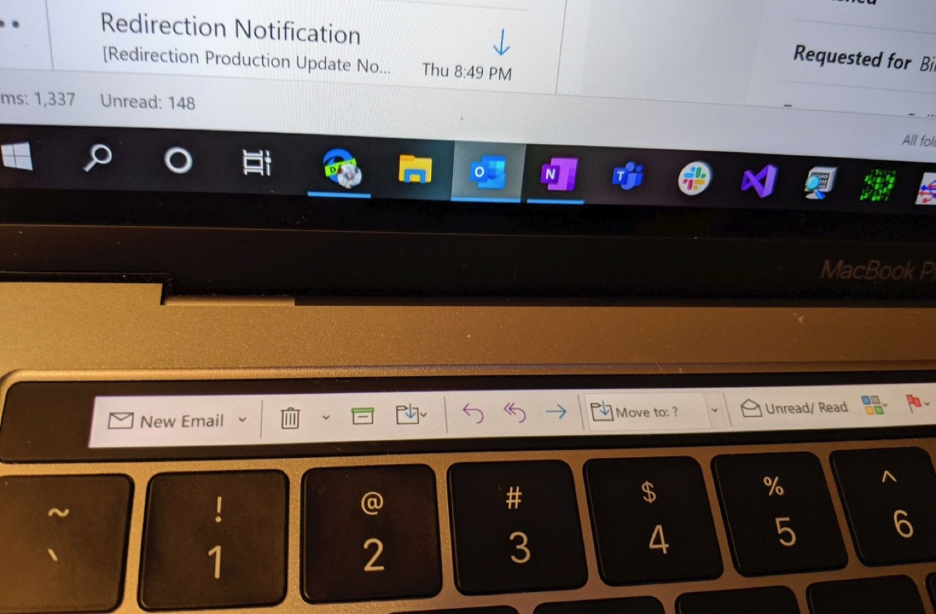 Touch Bar Display Driver