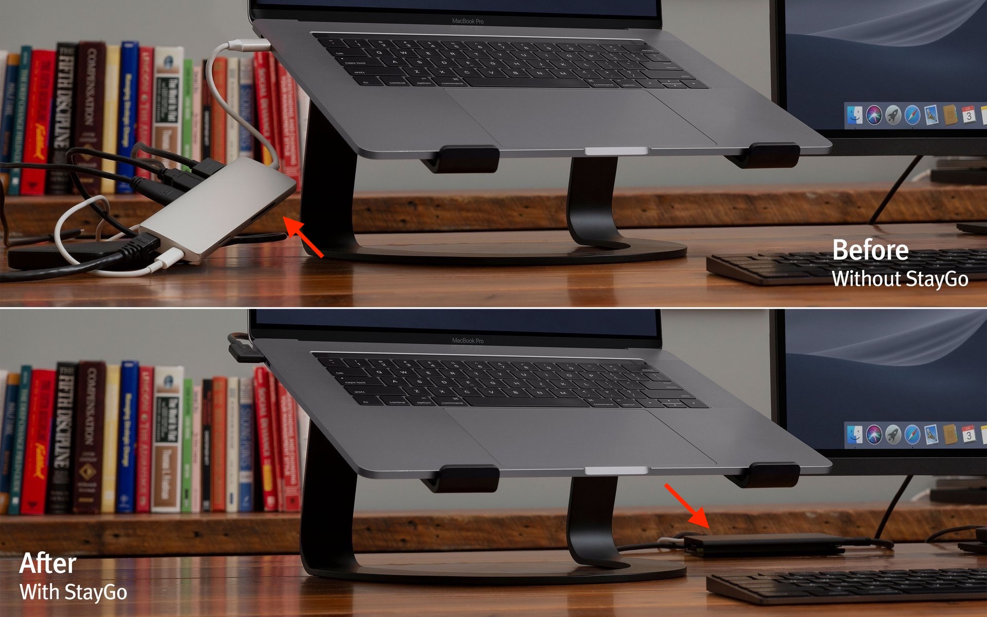 StayGo USB-C Hub – Twelve South