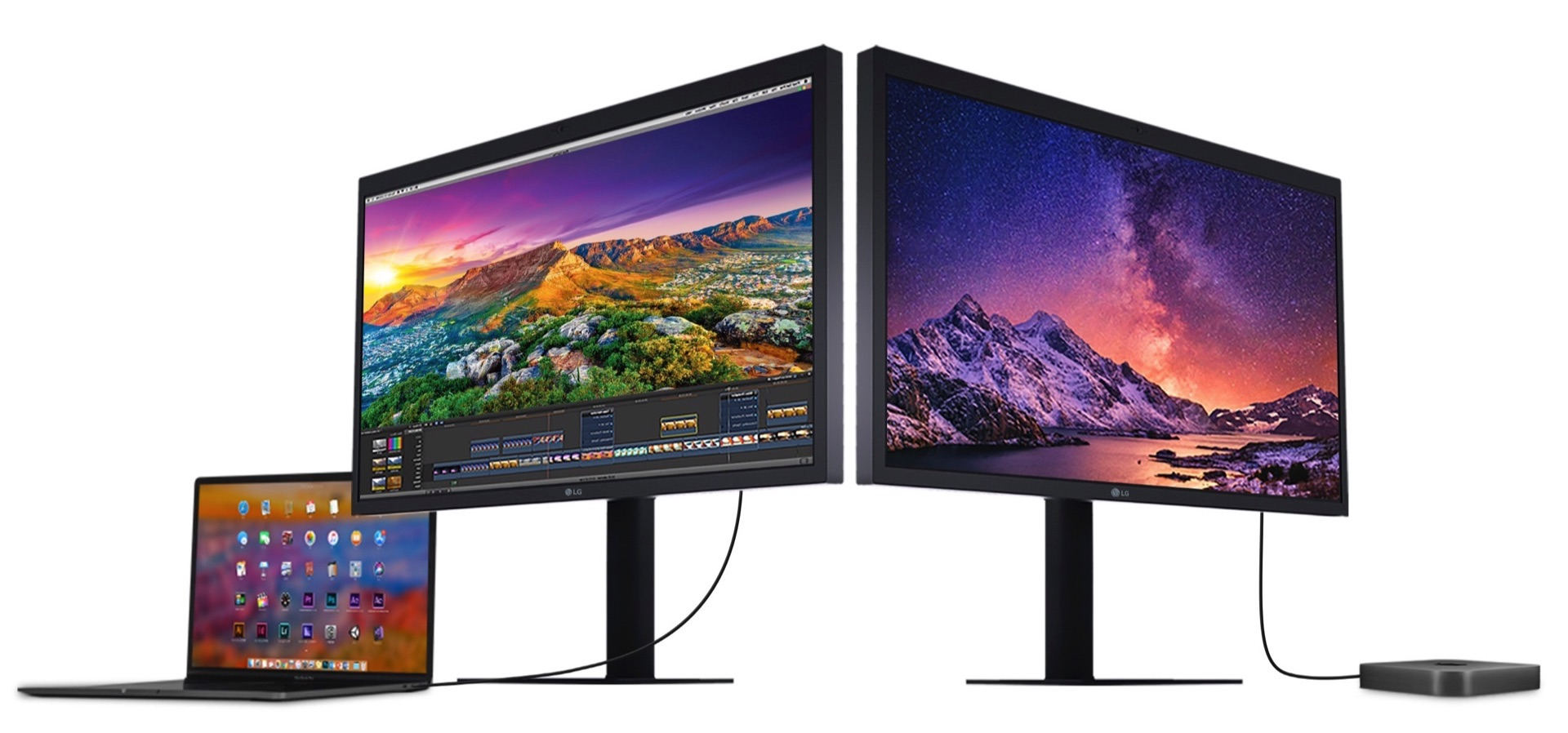 LG UltraFine 5K Display 27MD5KL