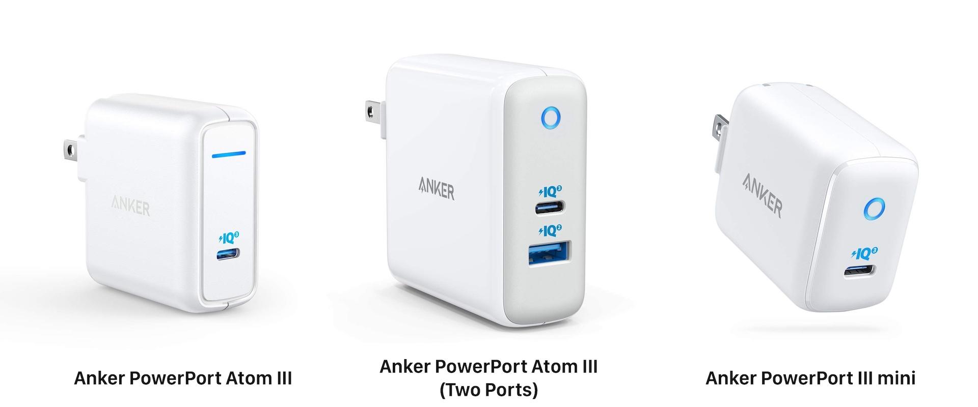 Anker PowerPort Atom III